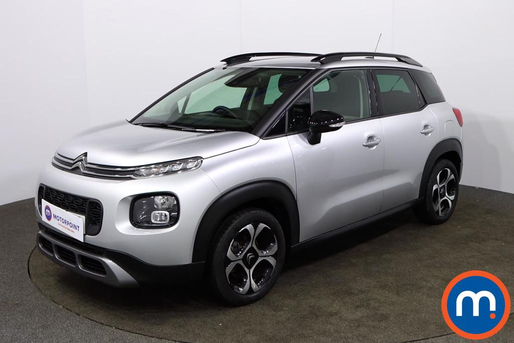 Citroen C3 Aircross 1.2 PureTech 110 Flair 5dr [6 speed] - Stock Number 1152229 Passenger side front corner