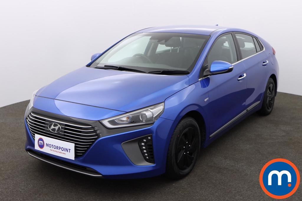 Hyundai Ioniq 1.6 GDi Hybrid Premium 5dr DCT - Stock Number 1152282 Passenger side front corner