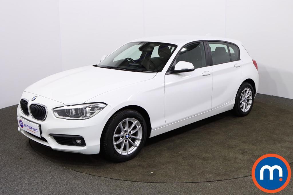 BMW 1 Series 116d SE Business 5dr [Nav-Servotronic] - Stock Number 1155100 Passenger side front corner