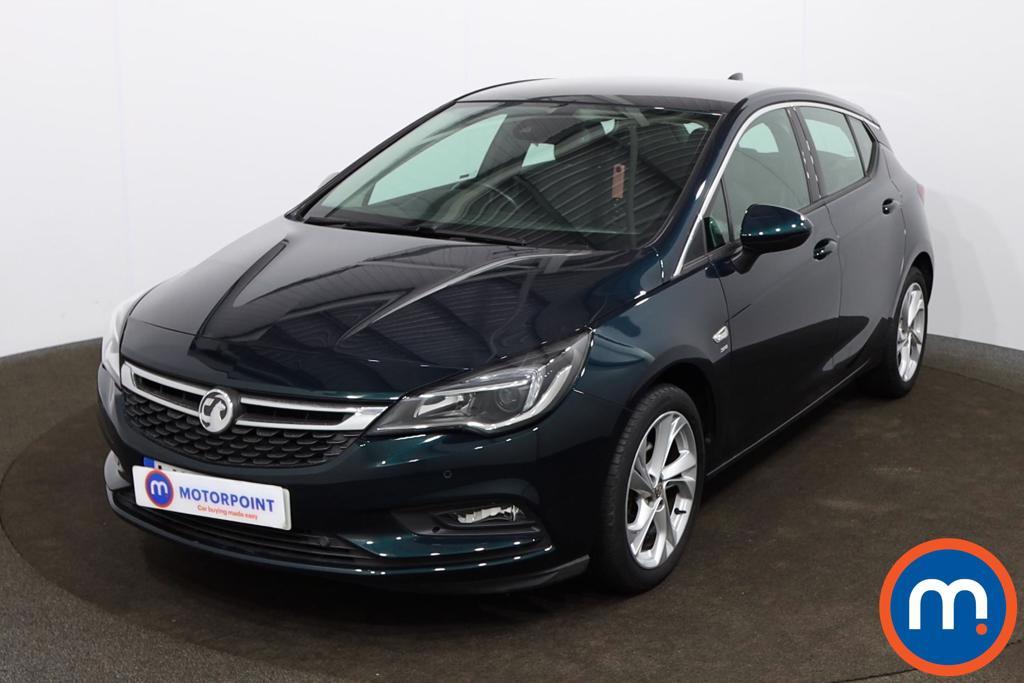 Vauxhall Astra 1.4T 16V 150 SRi Nav 5dr Auto - Stock Number 1156474 Passenger side front corner