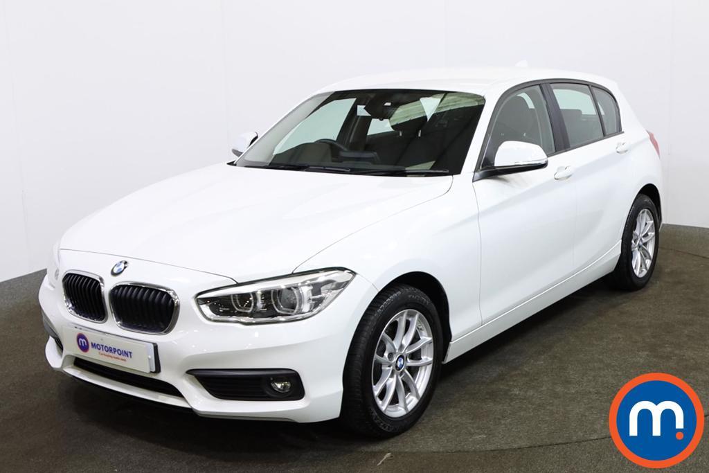 BMW 1 Series 116d SE Business 5dr [Nav-Servotronic] - Stock Number 1157263 Passenger side front corner