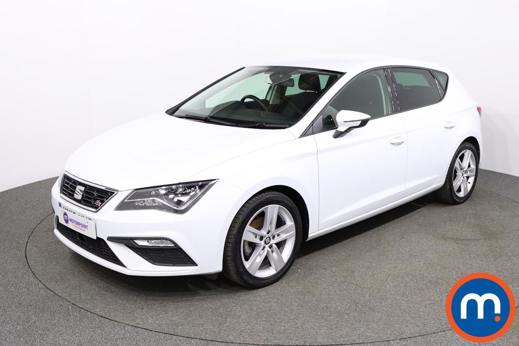 Seat Leon 1.4 TSI 125 FR Technology 5dr - Stock Number 1149622 Passenger side front corner