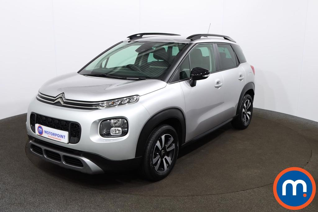 Citroen C3 Aircross 1.2 PureTech 110 Feel 5dr [6 speed] - Stock Number 1152322 Passenger side front corner