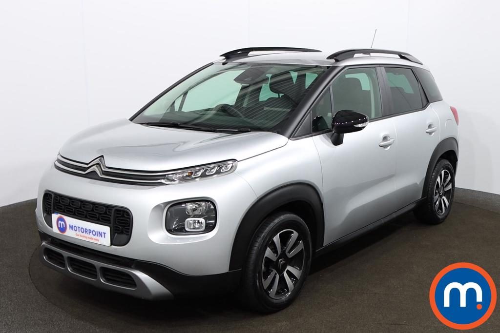 Citroen C3 Aircross 1.5 BlueHDi Feel 5dr [6 speed] - Stock Number 1152470 Passenger side front corner