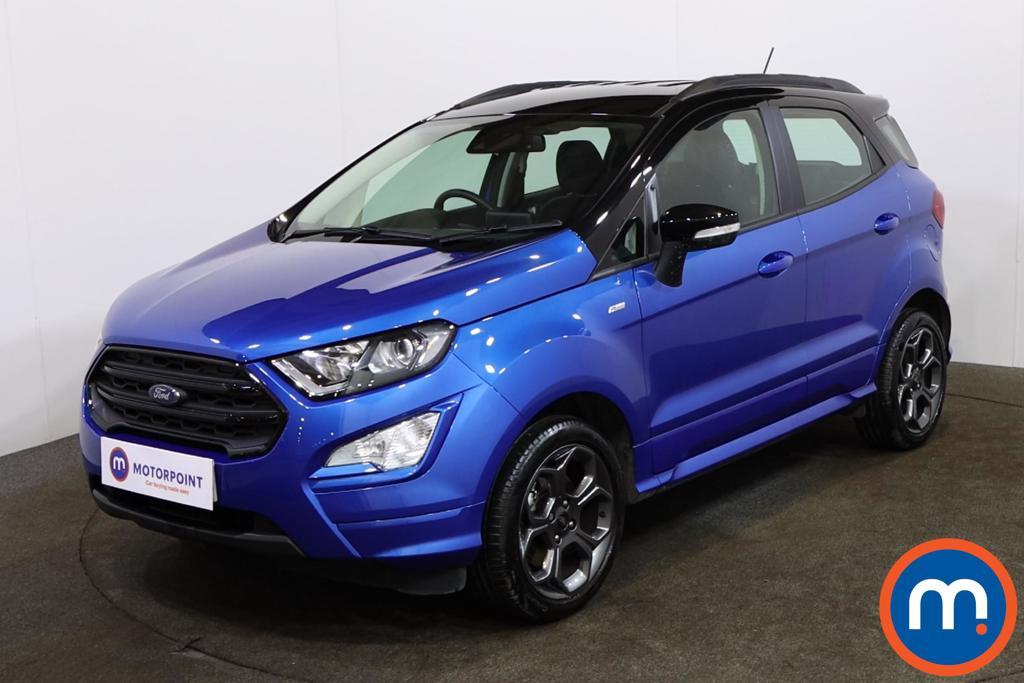 Ford Ecosport 1.0 EcoBoost ST-Line 5dr - Stock Number 1152559 Passenger side front corner