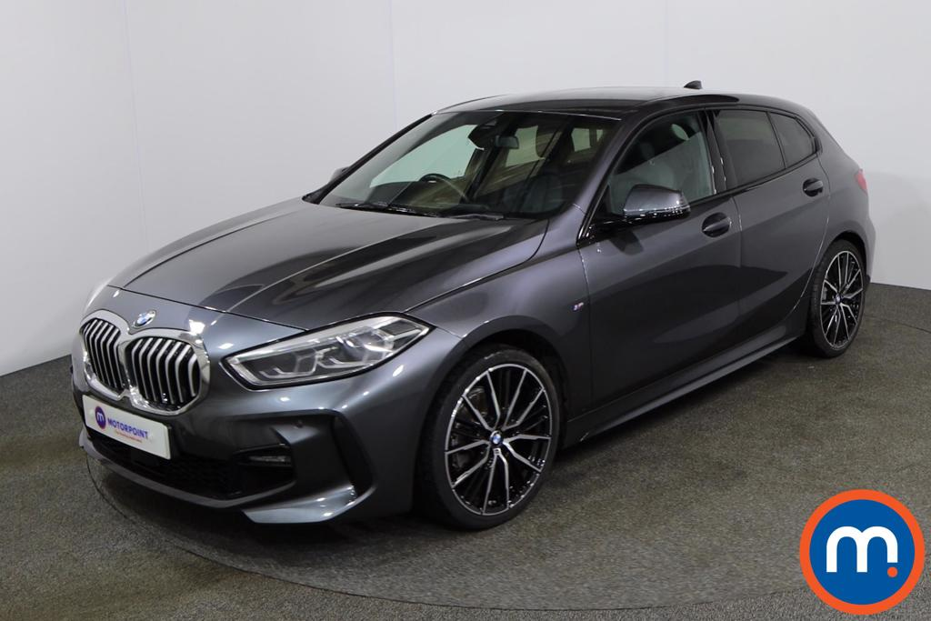 BMW 1 Series 118d M Sport 5dr - Stock Number 1154649 Passenger side front corner