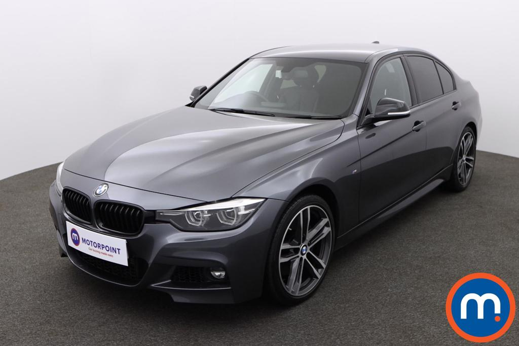 BMW 3 Series 320d M Sport Shadow Edition 4dr Step Auto - Stock Number 1154696 Passenger side front corner