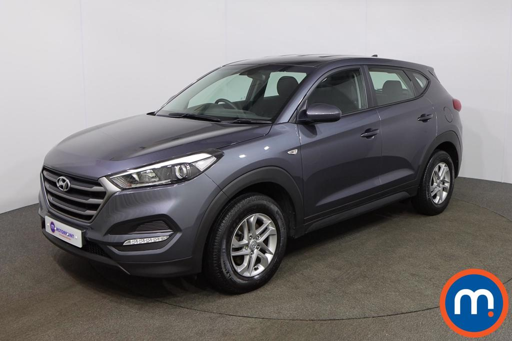 Hyundai Tucson 1.7 CRDi Blue Drive S 5dr 2WD - Stock Number 1155383 Passenger side front corner