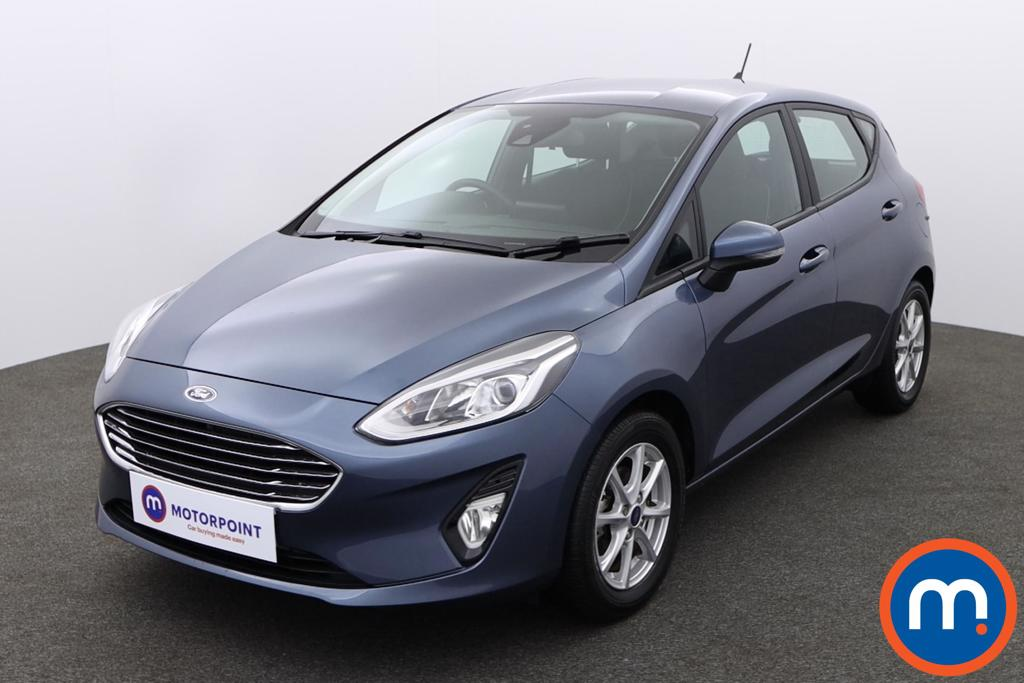 Ford Fiesta 1.1 Zetec Navigation 5dr - Stock Number 1156746 Passenger side front corner