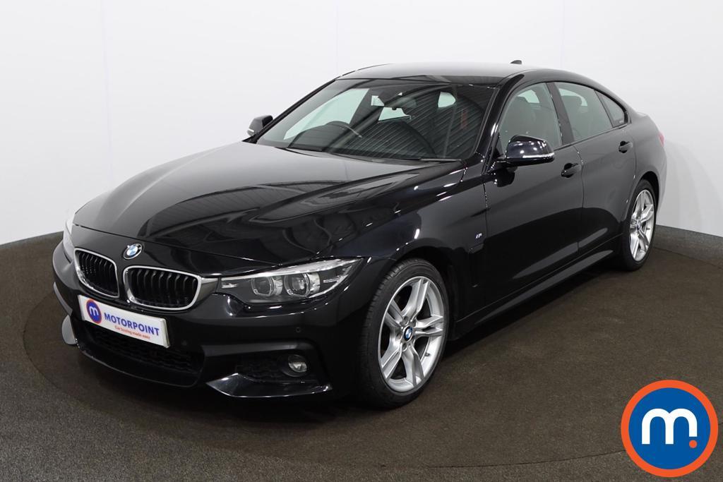 BMW 4 Series 420d [190] M Sport 5dr Auto [Professional Media] - Stock Number 1157131 Passenger side front corner