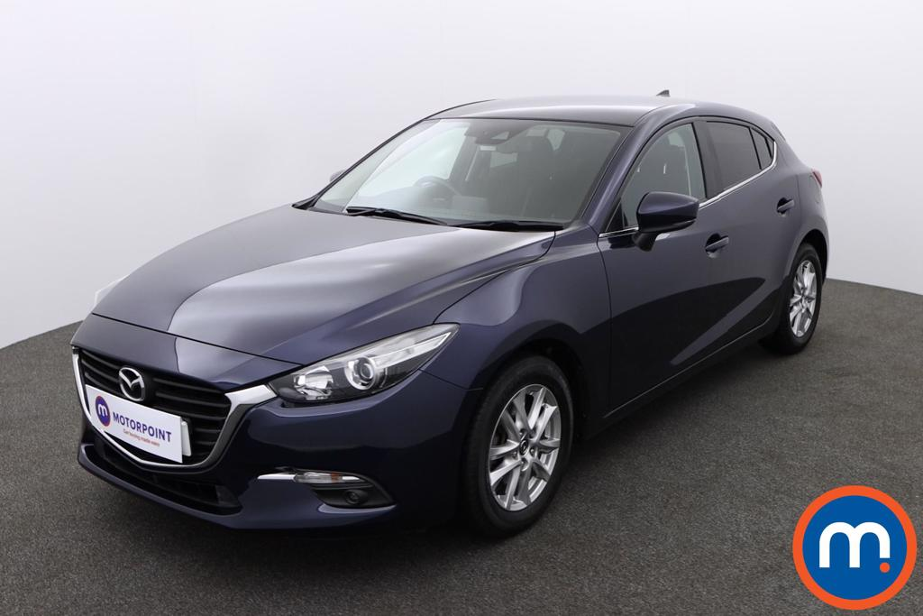 Mazda 3 2.0 SE-L Nav 5dr Auto - Stock Number 1157565 Passenger side front corner