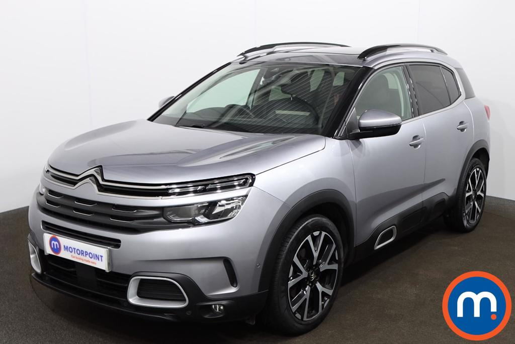 Citroen C5 Aircross 1.5 BlueHDi 130 Flair Plus 5dr EAT8 - Stock Number 1157613 Passenger side front corner