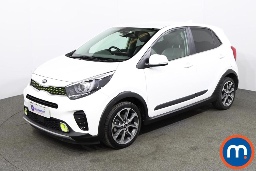KIA Picanto 1.25 X-Line 5dr - Stock Number 1158272 Passenger side front corner