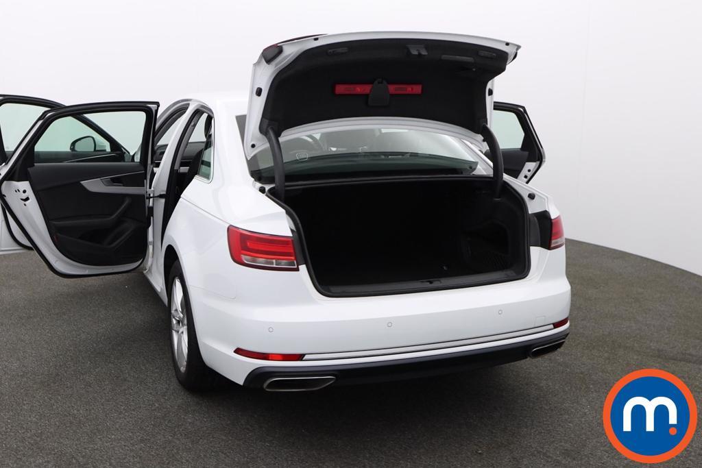 Audi A4 35 TFSI SE 4dr - Stock Number 1154309 Passenger side front corner