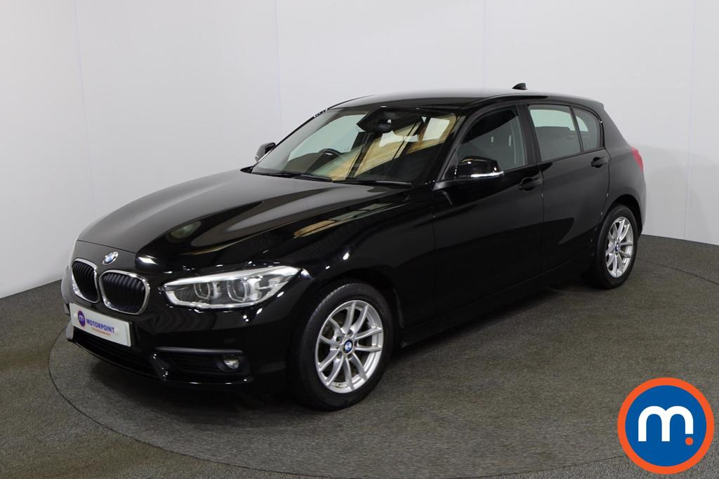 BMW 1 Series 116d SE Business 5dr [Nav-Servotronic] - Stock Number 1154437 Passenger side front corner