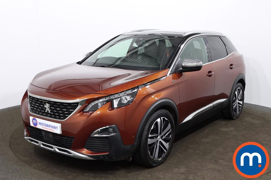 Peugeot 3008 2.0 BlueHDi 180 GT 5dr EAT8 - Stock Number 1153494 Passenger side front corner