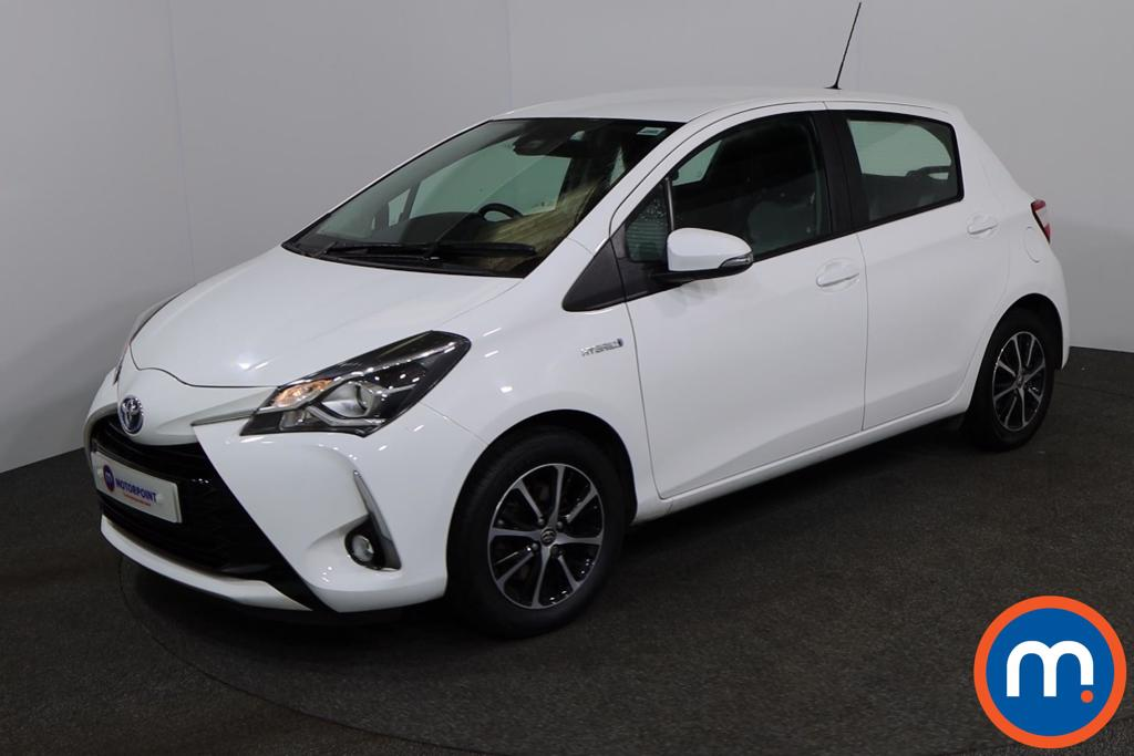 Toyota Yaris 1.5 Hybrid Icon Tech 5dr CVT - Stock Number 1154307 Passenger side front corner