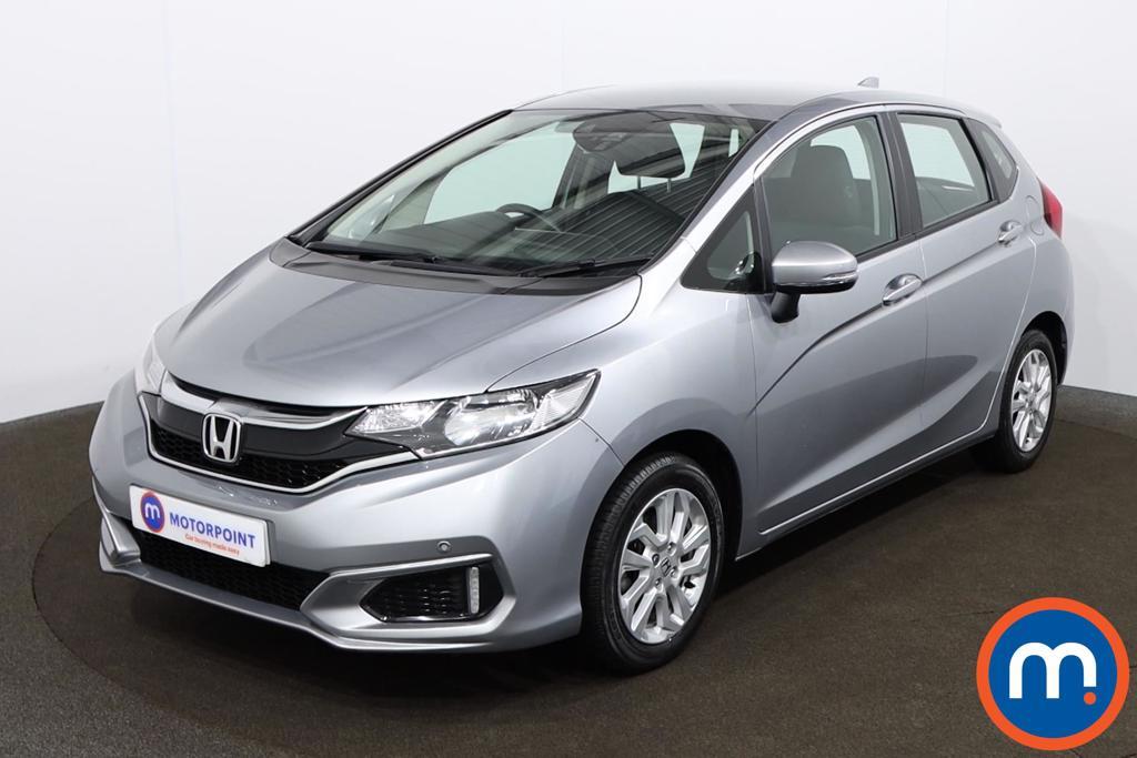 Honda Jazz 1.3 i-VTEC SE 5dr CVT - Stock Number 1154365 Passenger side front corner