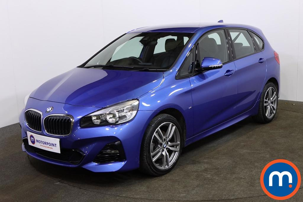 BMW 2 Series 218i M Sport 5dr Step Auto - Stock Number 1154677 Passenger side front corner