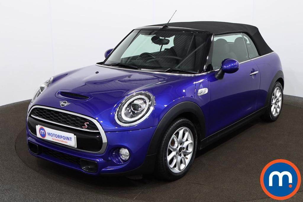 Mini Convertible 2.0 Cooper S Classic II 2dr - Stock Number 1154974 Passenger side front corner