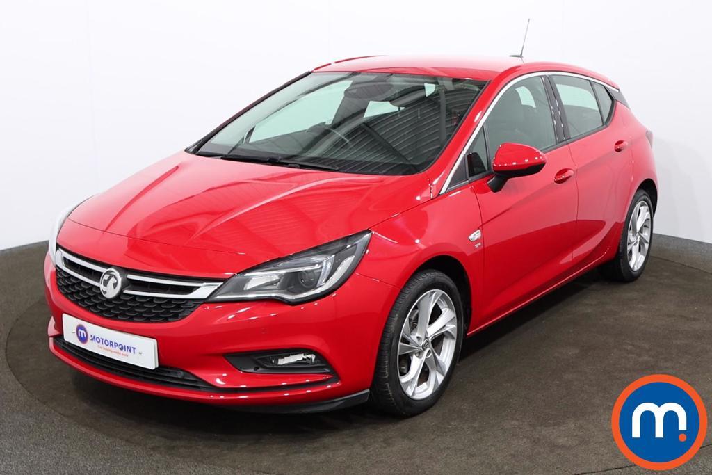 Vauxhall Astra 1.4T 16V 150 SRi 5dr Auto - Stock Number 1156107 Passenger side front corner