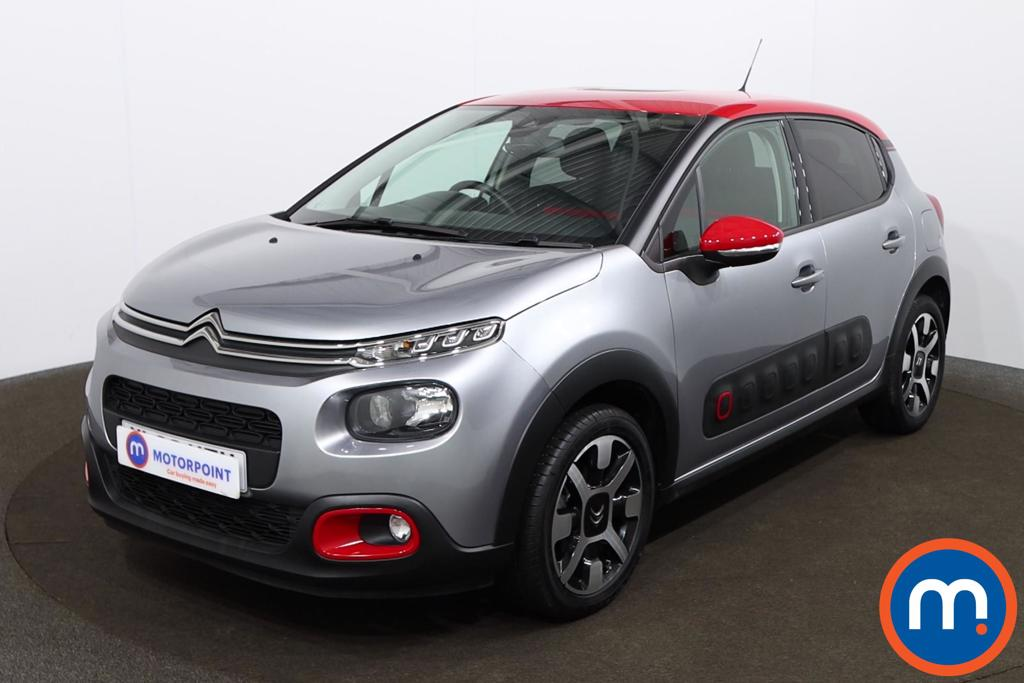 Citroen C3 1.2 PureTech 82 Flair Nav Edition 5dr - Stock Number 1156223 Passenger side front corner