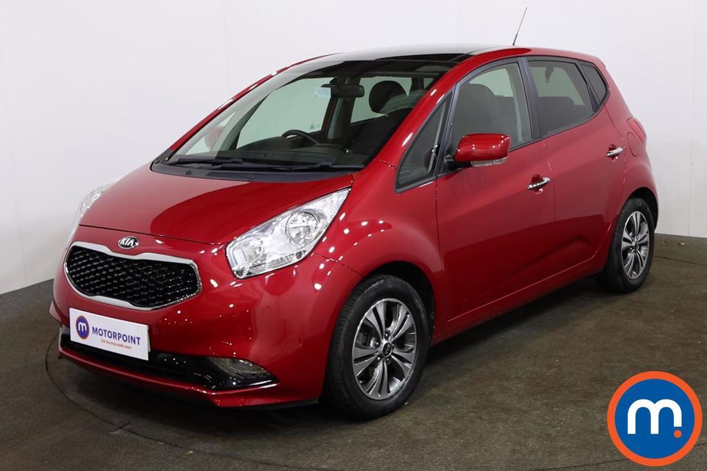 KIA Venga 1.6 4 5dr Auto [6] - Stock Number 1156470 Passenger side front corner