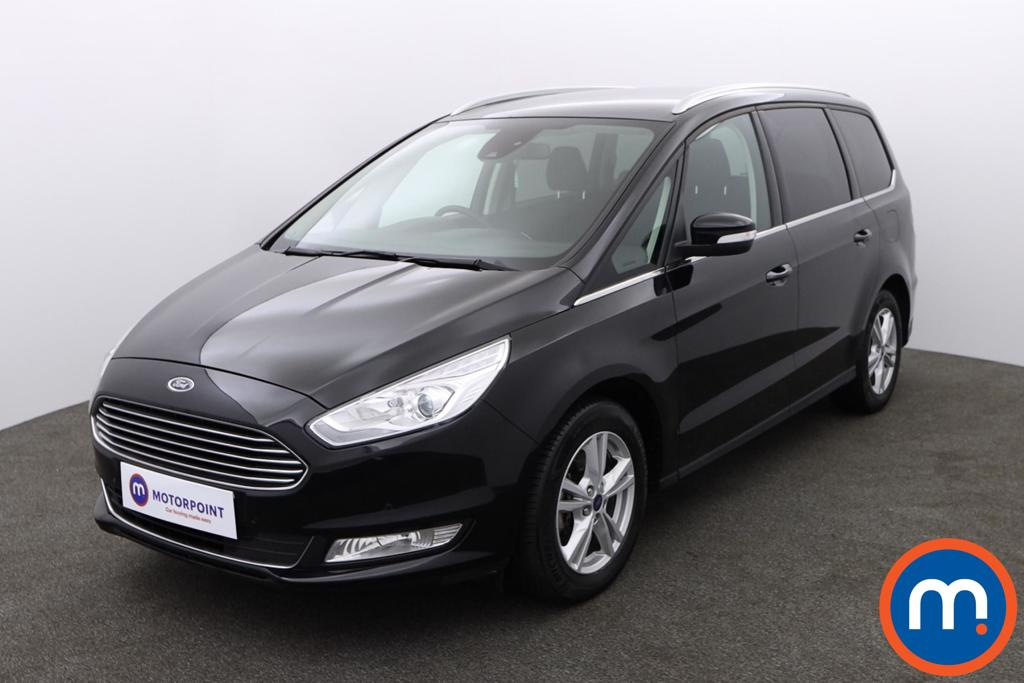Ford Galaxy 2.0 EcoBlue 150 Titanium 5dr - Stock Number 1154297 Passenger side front corner