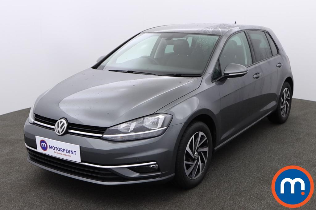 Volkswagen Golf 1.0 TSI 115 Match 5dr - Stock Number 1154652 Passenger side front corner