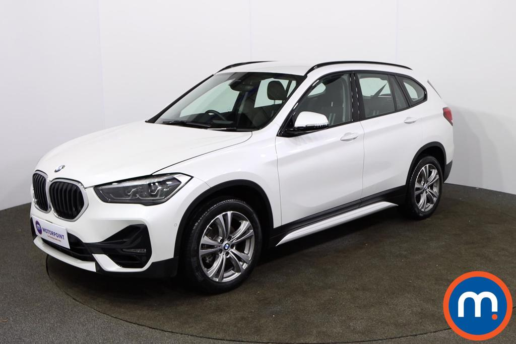 BMW X1 sDrive 18i Sport 5dr Step Auto - Stock Number 1154663 Passenger side front corner