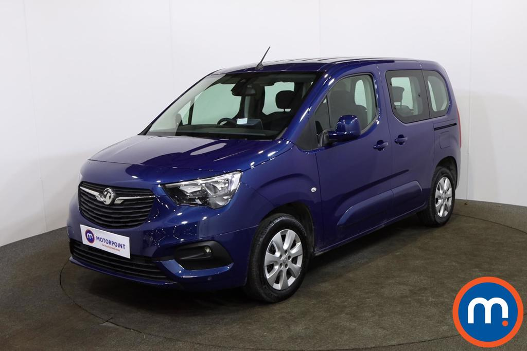 Vauxhall Combo Life 1.2 Turbo Energy 5dr - Stock Number 1155064 Passenger side front corner