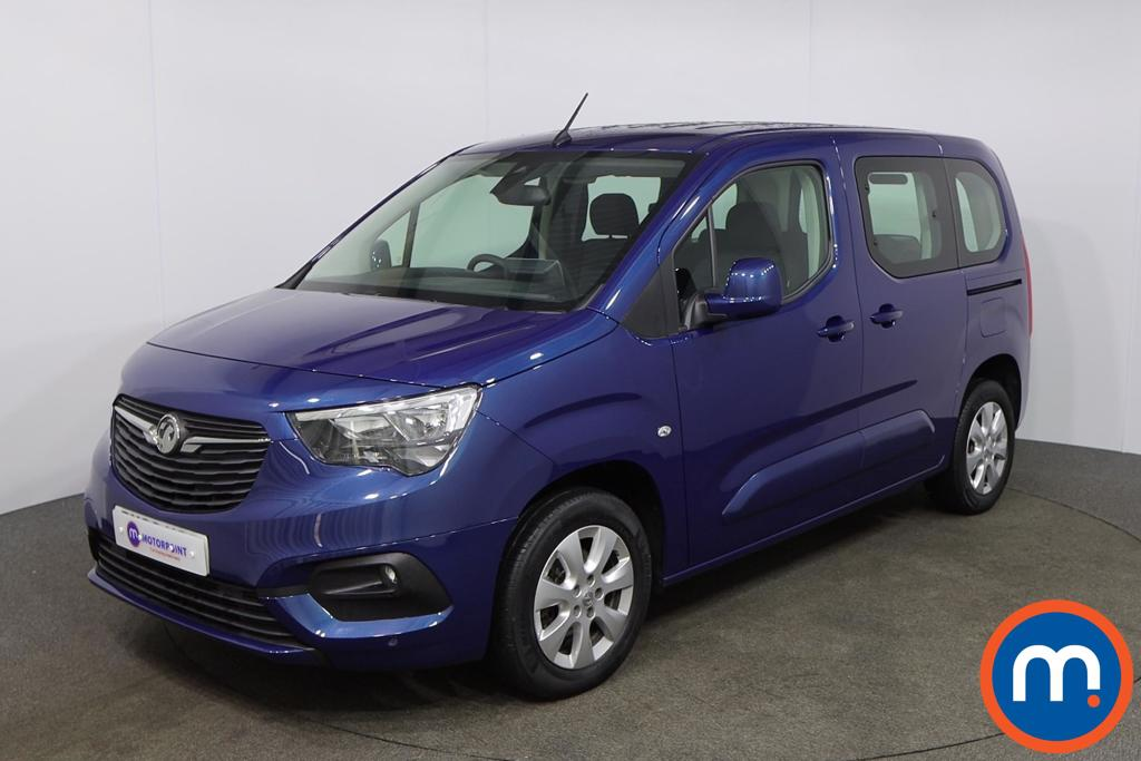 Vauxhall Combo Life 1.2 Turbo Energy 5dr - Stock Number 1155067 Passenger side front corner