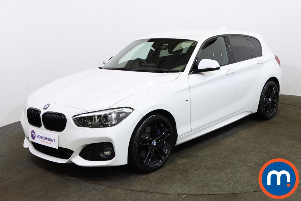 BMW 1 Series 118i [1.5] M Sport Shadow Ed 5dr Step Auto - Stock Number 1155147 Passenger side front corner