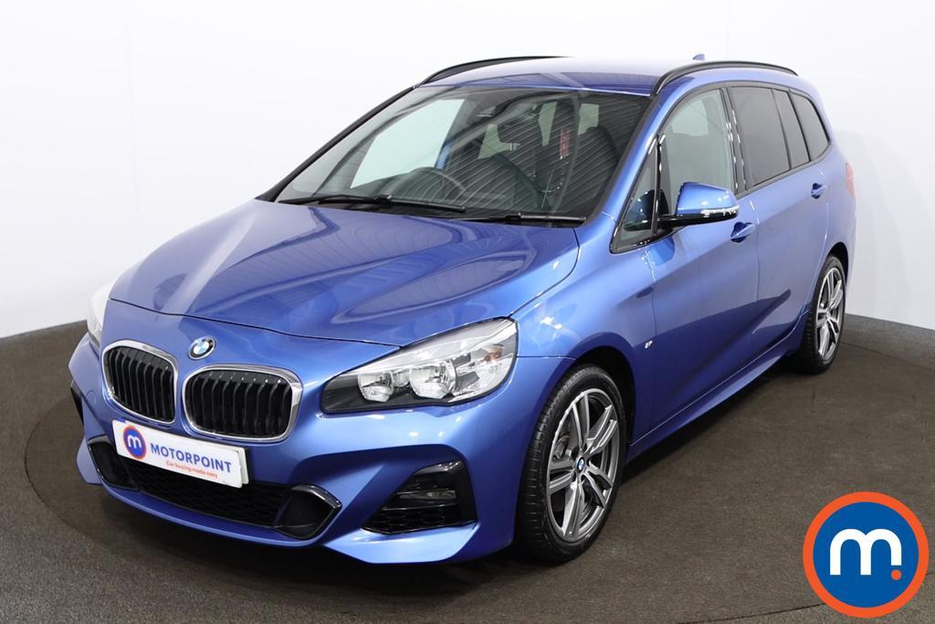 BMW 2 Series 220i M Sport 5dr DCT - Stock Number 1155296 Passenger side front corner