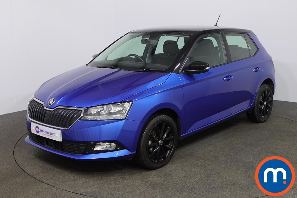 Skoda Fabia 1.0 MPI Colour Edition 5dr - Stock Number 1156357 Passenger side front corner