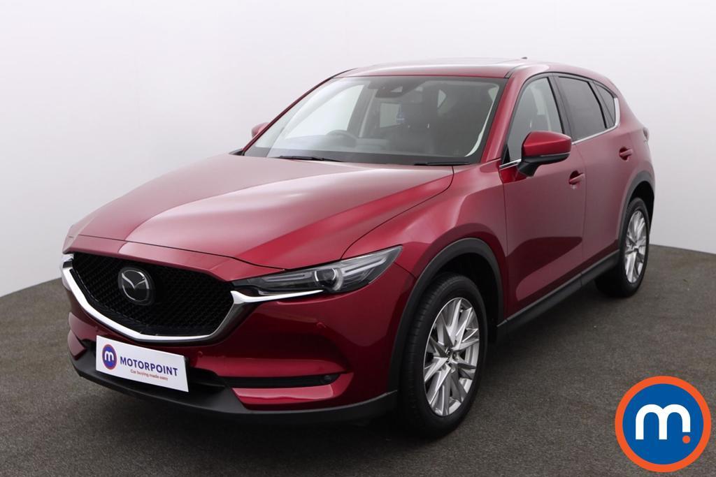 Mazda Cx-5 2.0 Sport Nav-Plus 5dr - Stock Number 1157538 Passenger side front corner