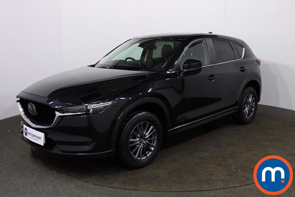 Mazda Cx-5 2.0 SE-L Nav-Plus 5dr Auto - Stock Number 1157545 Passenger side front corner