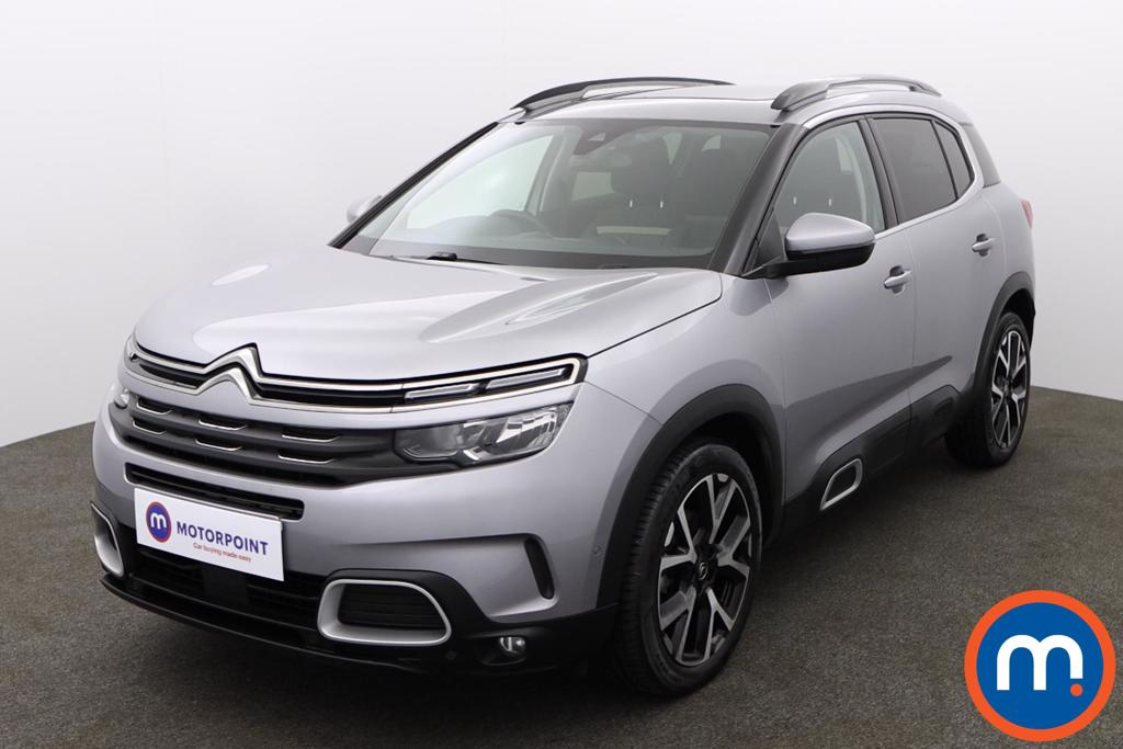 Citroen C5 Aircross 1.5 BlueHDi 130 Flair Plus 5dr EAT8 - Stock Number 1157612 Passenger side front corner