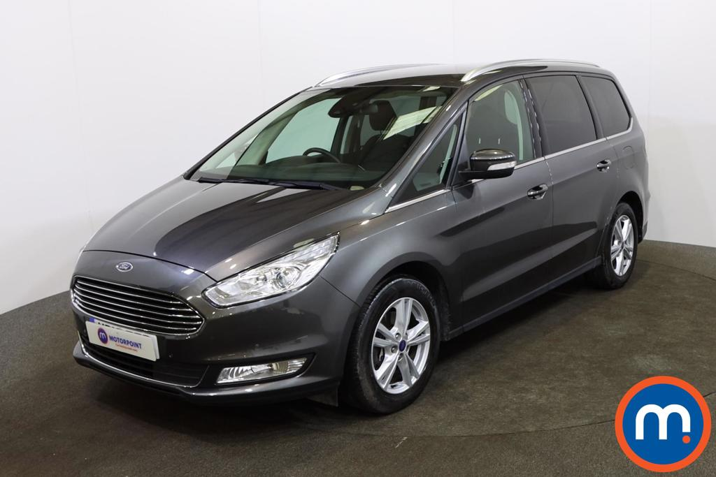 Ford Galaxy 2.0 EcoBlue 150 Titanium 5dr - Stock Number 1085712 Passenger side front corner