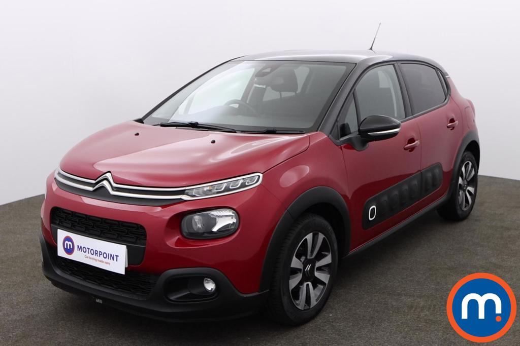 Citroen C3 1.2 PureTech 110 Flair 5dr [6 Speed] - Stock Number 1152397 Passenger side front corner