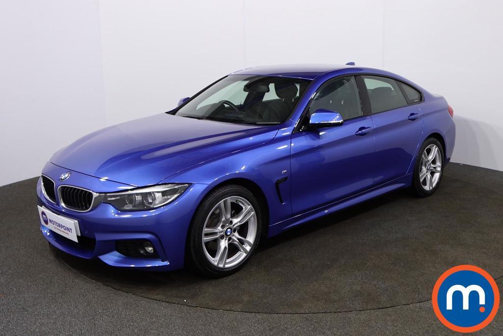 BMW 4 Series 420i M Sport 5dr [Professional Media] - Stock Number 1153854 Passenger side front corner