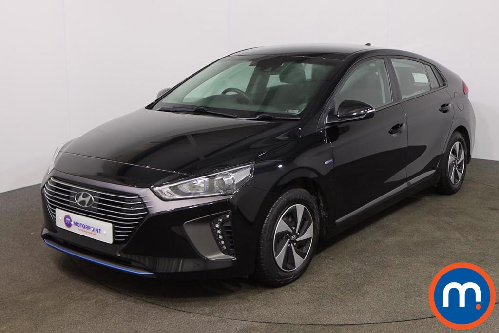 Hyundai Ioniq 1.6 GDi Hybrid SE 5dr DCT - Stock Number 1153901 Passenger side front corner