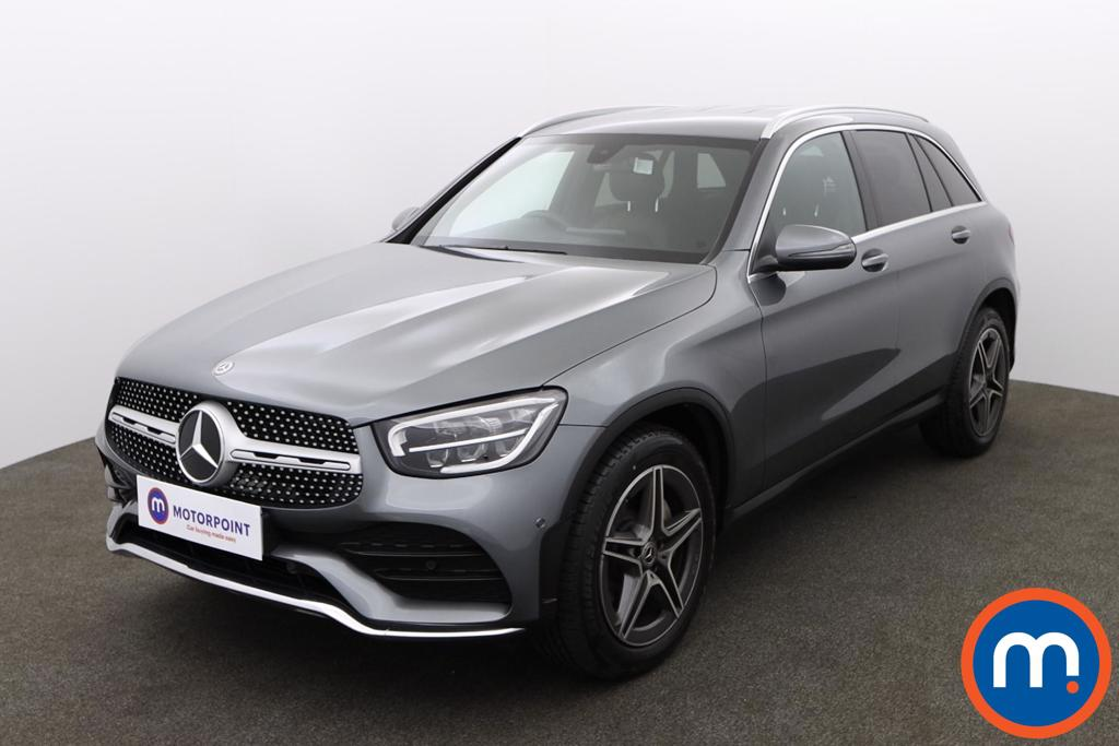 Mercedes-Benz GLC GLC 300 4Matic AMG Line 5dr 9G-Tronic - Stock Number 1155171 Passenger side front corner