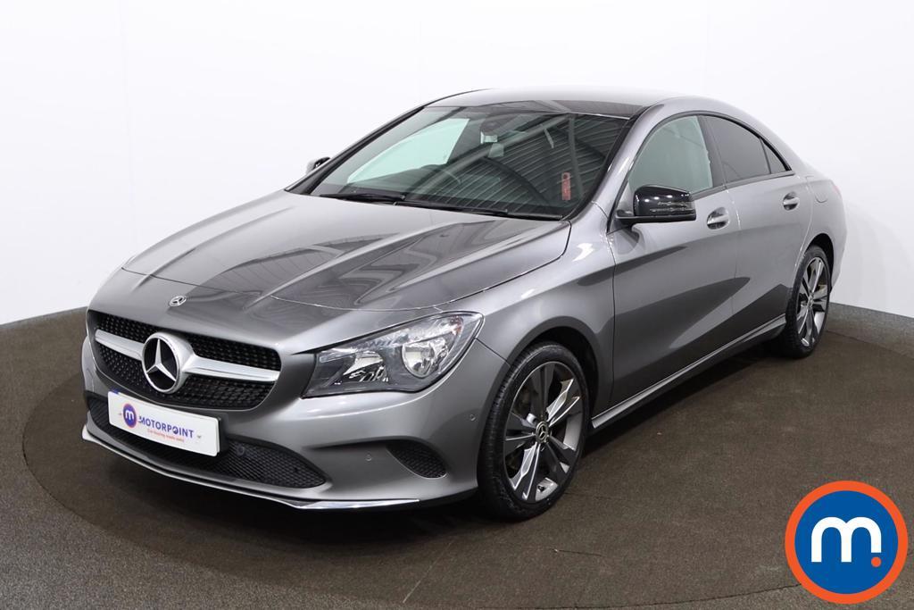 Mercedes-Benz CLA CLA 180 Sport 4dr - Stock Number 1155757 Passenger side front corner