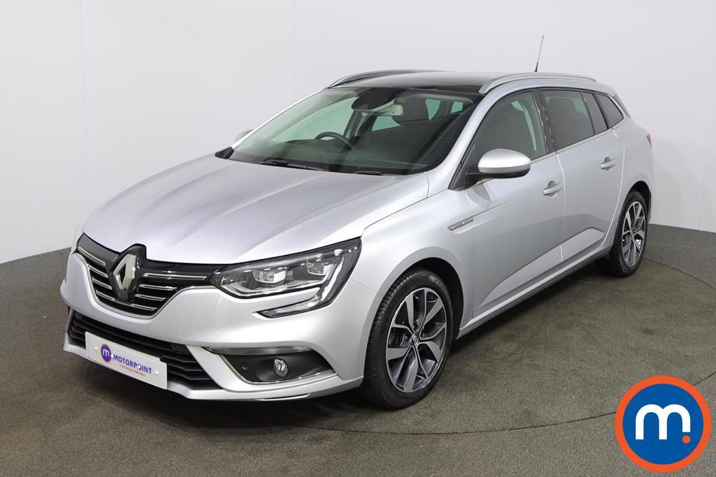 Renault Megane 1.5 dCi Dynamique S Nav 5dr - Stock Number 1156176 Passenger side front corner