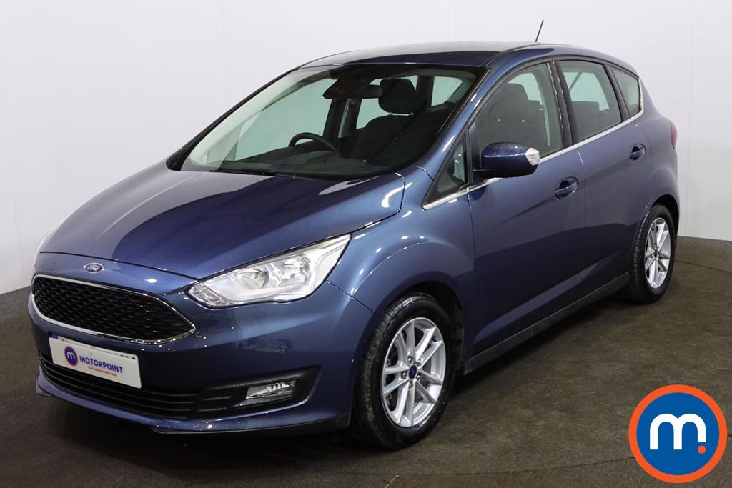 Ford C-Max 1.5 EcoBoost Zetec 5dr Powershift - Stock Number 1156780 Passenger side front corner