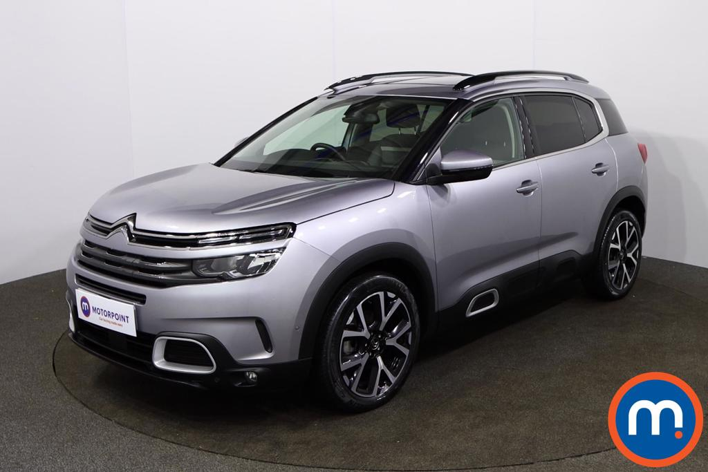 Citroen C5 Aircross 1.5 BlueHDi 130 Flair Plus 5dr EAT8 - Stock Number 1156979 Passenger side front corner