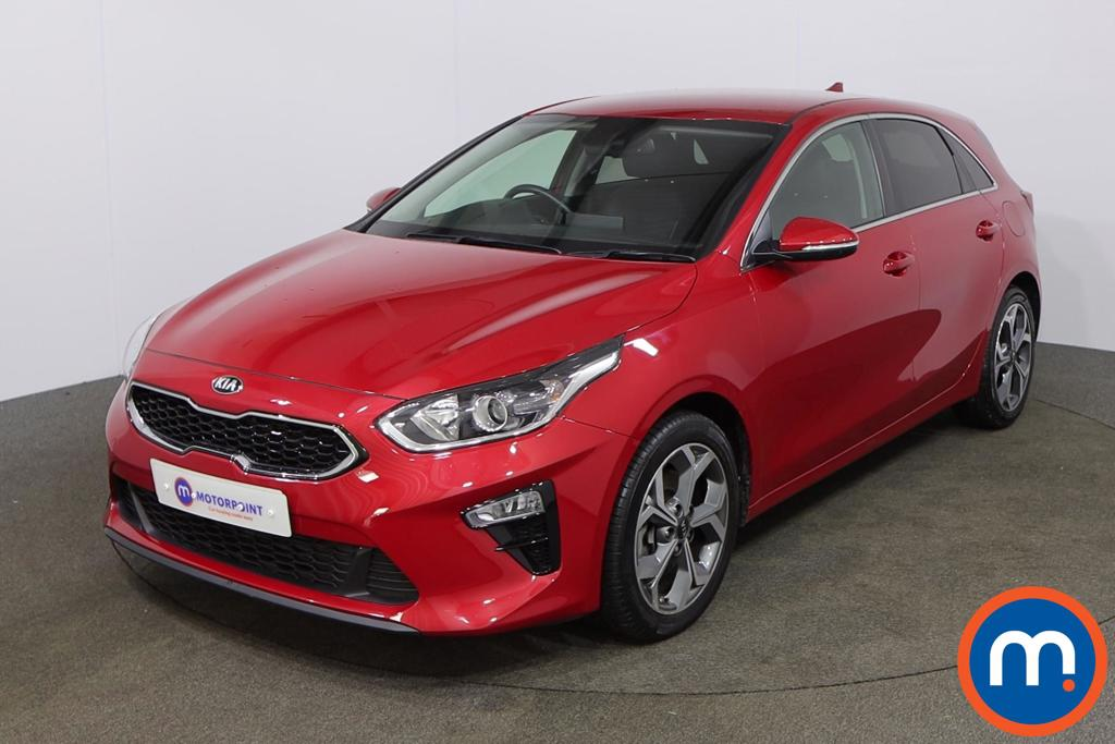 KIA Ceed 1.6 CRDi ISG 3 5dr DCT - Stock Number 1157156 Passenger side front corner