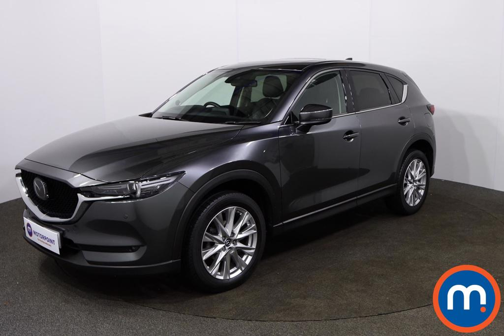 Mazda Cx-5 2.0 Sport Nav-Plus 5dr Auto - Stock Number 1157529 Passenger side front corner