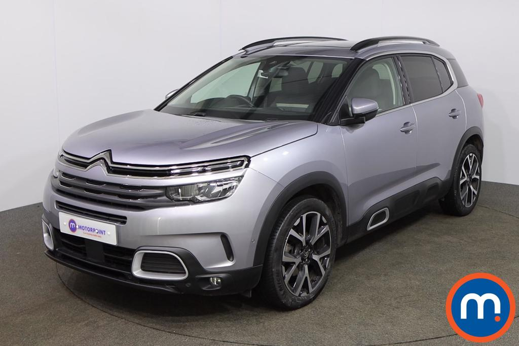 Citroen C5 Aircross 1.5 BlueHDi 130 Flair Plus 5dr EAT8 - Stock Number 1157962 Passenger side front corner